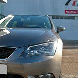 Seat León ST: Detalle frontal
