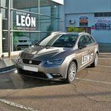 Seat León ST: 3/4 fronta