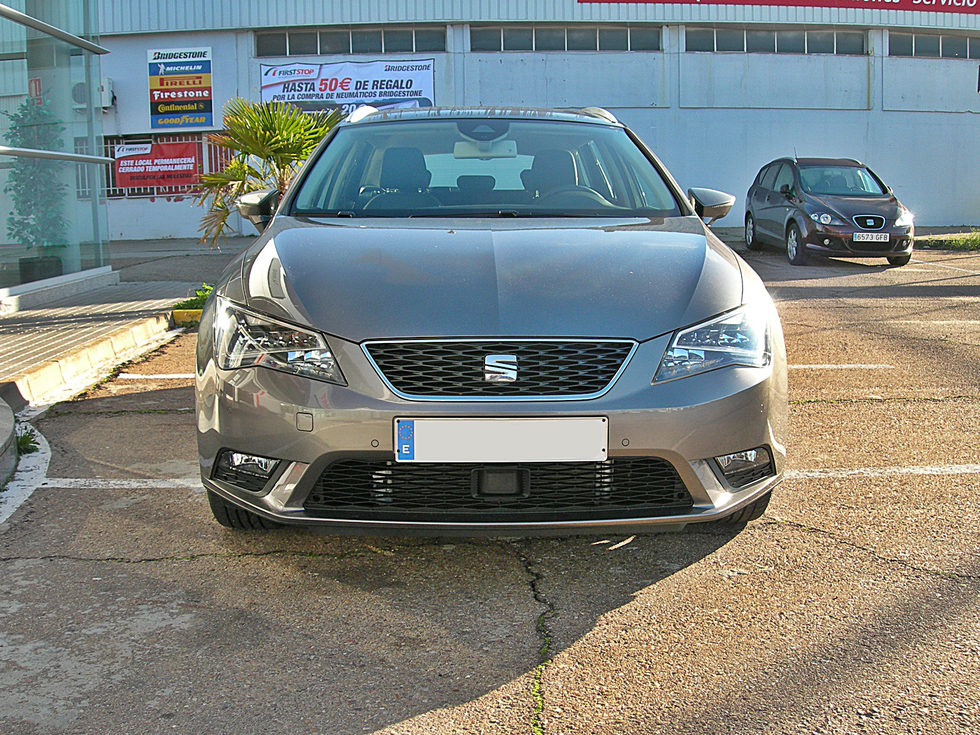 Seat León ST: Frontal