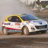 Jordi Salinas - Óscar González - III Rally Tierras Altas de Lorca