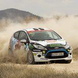 Ángel Paniceres - Salvador Belzúnces - III Rally Tierras Altas de Lorca