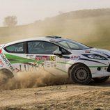 Xabier Lujua - Jesús Estrada - III Rally Tierras Altas de Lorca