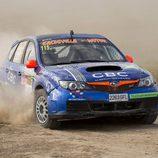 Alberto Monarri - Rodrigo Sanjuán - III Rally Tierras Altas de Lorca