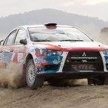 Gustavo Sosa - Rogelio Peñate - III Rally Tierras Altas de Lorca