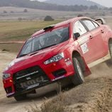 Carlos Aldecoa - Ainhoa Sarasua - III Rally Tierras Altas de Lorca