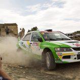 Jorge del Cid - Helena Carrasco - III Rally Tierras Altas de Lorca
