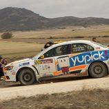 Alex Villanueva - Óscar Sánchez - III Rally Tierras Altas de Lorca