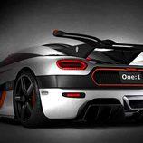 Koenigsegg One:1 - presentación