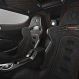 Koenigsegg One:1 - habitáculo