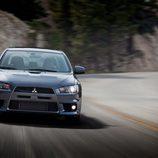 Mitsubishi Lancer Evolution MR Touring 2014 - frontal