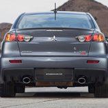 Mitsubishi Lancer Evolution MR Touring 2014 - trasera