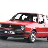 Volkswagen Golf mkII frontal