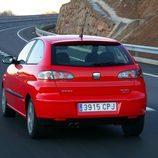 Seat Ibiza MK3, detalle de la parte trasera