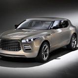 Aston Martin Lagonda SUV Concept - delantera