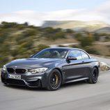 BMW M4 Convertible - techo cerrado