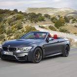 BMW M4 Convertible - exterior techo abierto