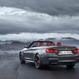 BMW M4 Convertible - zaga tres cuartos