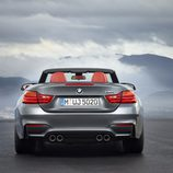BMW M4 Convertible - plano trasero