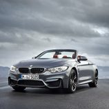BMW M4 Convertible - frontal techo abierto