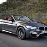 BMW M4 Convertible - primer plano