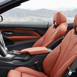 BMW M4 Convertible - butacas delanteras