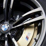 BMW M4 Convertible - detalle pinzas freno