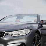 BMW M4 Convertible - detalle frontal