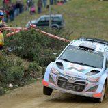 Dani Sordo brilló en el Rally de Portugal
