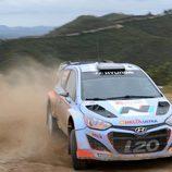 Juho Hänninen en la segunda etapa en Portugal