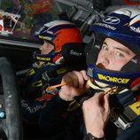 Thierry Neuville en el i20 WRC