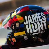 Casco de James Hunt