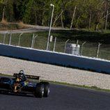 El Lotus 91/5 también estuvo presente