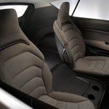 Ford S-Max concept Vignale 2014 - banqueta trasera