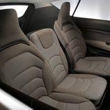 Ford S-Max concept Vignale 2014 - banqueta trasera levantada