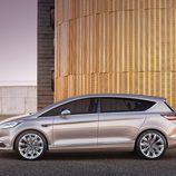 Ford S-Max concept Vignale - lateral