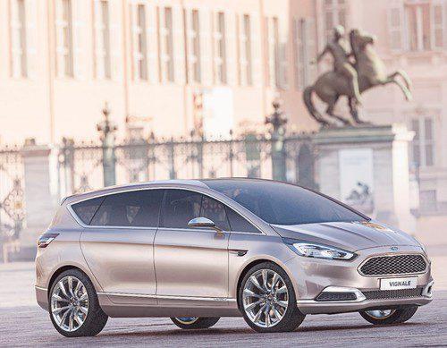 Ford S-Max concept Vignale - exterior