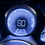 Toyota NS 4 concept 2012 - velocímetro
