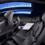 Toyota NS 4 concept 2012 - asientos traseros