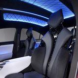 Toyota NS 4 concept 2012 - detalle banqueta