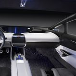 Toyota NS 4 concept 2012 - salpicadero