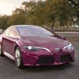 Toyota NS 4 concept 2012 - exterior tres cuartos delantero