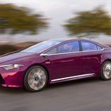 Toyota NS 4 concept 2012 - tres cuartos delantero