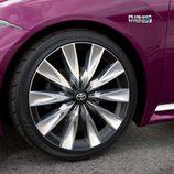 Toyota NS 4 concept 2012 - detalle llantas