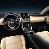 Lexus NX 2015 - interior