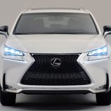 Lexus NX 2015 - frontal