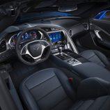 Chevrolet Corvette Z06 Convertible - habitáculo