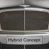 Bentley Hybrid Concept - parrilla