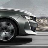 Peugeot confirmó el 508 SW para el Salón de París