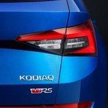 Skoda Kodiaq RS también estará en París