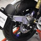 Peugeot mostró la P2X en el Salón de París